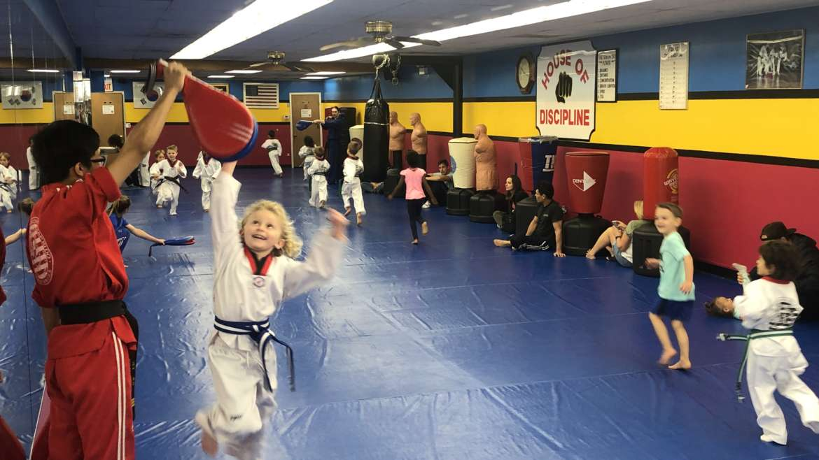 Tae Kwon Do Camps